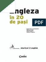 Engleza in 20 de Pasi