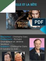La Belle Et La Bete- Lara , João , Karol e Tiago T.