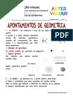 Apontamentos de Geometria-1