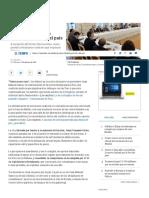 Políticos y Partidos Que Impulsaran El Proceso de Paz ELTIEMPO