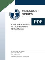 Chronic Diseases Miasms