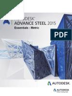 Advance Steel 2015 - Essentials Metric - Training Guide