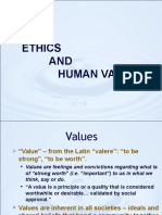 presentation on ethics