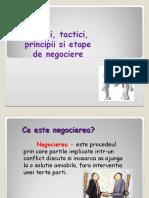 prezentare ppt despre Negociere