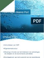 Presentation Copenhagen Malmo port