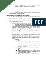 Fichamento BastosYamamotoRodrigues 2015 Compromisso Social e Ético