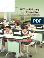 """Analytical Survey """"ICT in primary education"""