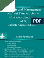 Acute Coronary Syndrome PPT