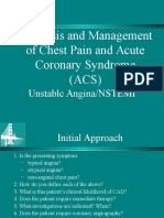 Acute Coronary Syndrome PPT