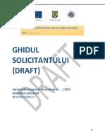 Ghid Romania Creativa (POCU) - Draft