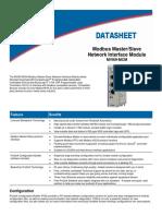 MVI69 MCM Datasheet
