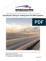 Underground Fire Main Systems