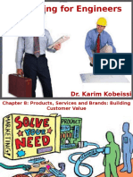 Marketing for Engineers Ch 8