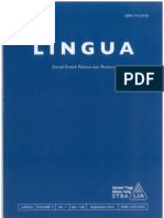 LINGUA STBA LIA (Vol. 11, No. 1, September 2015)
