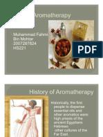 Aromatherapy Present