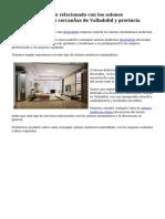 Interesante negocio relacionado con los salones minimalistas en las cercanías de Valladolid y provincia