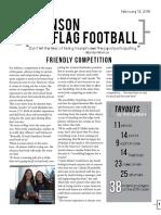 Flag Newsletter Vol. 5 Issue 3