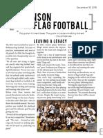 Flag Newsletter Vol. 5 Issue 2