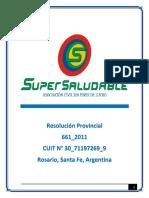 Presentación Asociación Civil Supersaludable 2015 Modificado