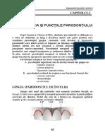 Suport Curs Parodontologie