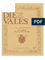 Medievales - Num 28 - Printemps 1995