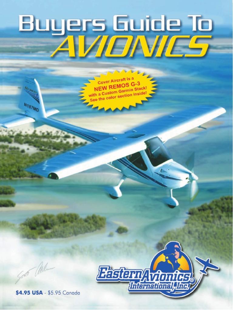 Avionics Buyers Guide Electronics