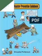 shizuoka earthquake guidebook english