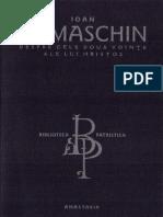 Ioan Damaschin - Despre Cele Doua Vointe Ale Lui Hristos