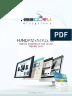 Fundamental of WebDesign Trends 2014