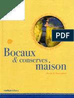 Bocaux Et Conserves Maison