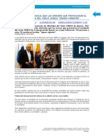 Pilar Vera Denuncia Que Los Errores Que Provocaron El Accidente Del Vuelo JK5022
