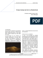 Aneurisma Da Aorta Abdominal