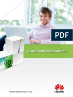 Huawei AntiDDoS Solution Datasheet En