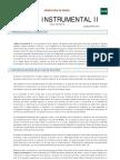 Instrumental English II - 64021057