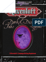 D&D 3.5 Ravenloft - Dark Tales & Disturbing Legends