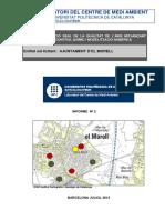 Informe Nº 2 El Morell