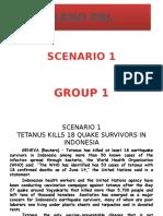 Presentasi Pleno Pbl Skenario 1 (Inggris)