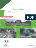 Carrefours Urbains Guide Certu 2010