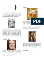 10 filosofos