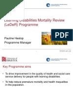 8 Mortality Review Presentation