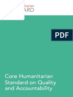 4 Core Humanitarian Standard English