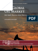 Global Oil Market_No Safe Haven for Prices_by Leonardo Maugeri_2016