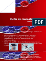 motor de cc
