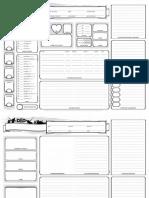 9bit Character Sheet