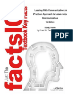Facts101 Series For_ Leading Wi - Textbook by Teri Susan Kwal Gam