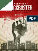 Operation Blockbuster Report