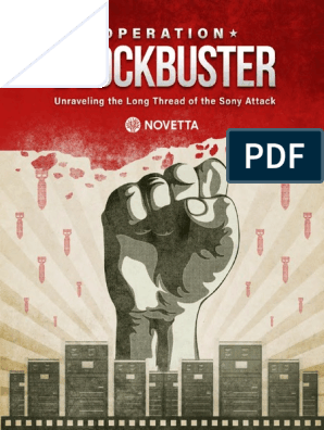 Operation Blockbuster Report | Malware | Online Safety & Privacy