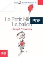 Le Petit Nicolas Le Ballon