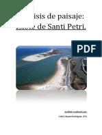 Análisis de Paisaje, Santi Petri