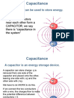capacitance of capaciter Presentation